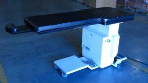 Used Beta Medical 9050 Mobile Imaging C Arm Table For Sale