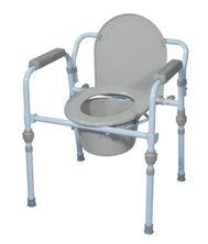 In one commode adult toilet chair for sale dotmed listing 244131
