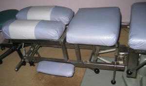 Used Titan Flexion Distra Chiropractic Table For Sale