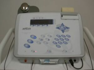 apilus junior electrolysis machine for sale