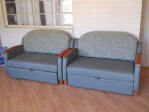 Used HILL ROM P375 Sofa bed Cabinetry Furnishings For Sale DOTmed Listing