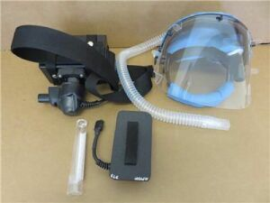 Image of For-Sale-GLOBAL-SECURE-SAFETY-Unit-Respirator by Alpha Equipment LLC
