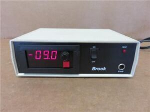 Image of For-Sale-BROOK-INDUSTRIES-for-Stereo-Microscope-Stage-Microscope-Parts-P-N-Brook by Alpha Equipment LLC