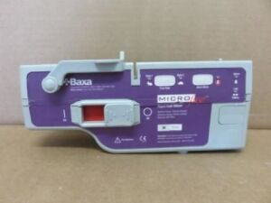 Image of For-Sale-BAXA-MicroFuse-Rapid-Rate-Syringe-Infuser-Pump-IV-Infusion by Alpha Equipment LLC
