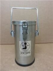 Image of For-Sale-JENCONS-Vac-Seal-Stainless-Steel-Dewar-Flask-w-Lid-8 by Alpha Equipment LLC