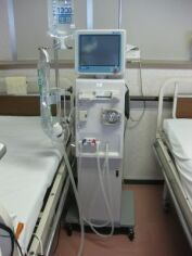 NIPRO NCU-8 Dialysis Machine for sale