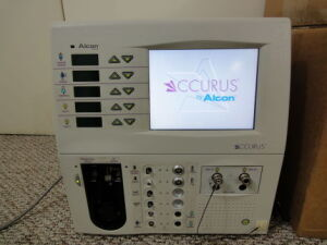 ALCON Accurus 400 VS Vitrectomy for sale