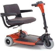 A la venta PRIDE MOBILITY Sonic 3 Wheel Scooter - Blue SC52 Scooter