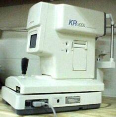 TOPCON KR 3000 Autorefractor Keratometer for sale