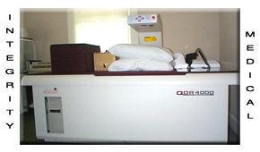 HOLOGIC QDR-4000 Bone Densitometer for sale