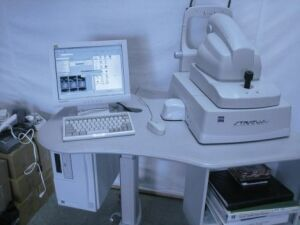 CARL ZEISS OCT Stratus 3000 OCT for sale
