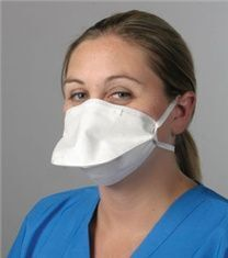 Flat Fold N95 Mask Surgical Mask for sale