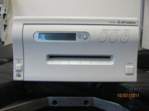 MITSUBISHI CP 700 Printer for sale