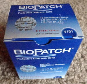 ETHICON Biopatch #4151 Disposables - General for sale
