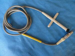 HEWLETT PACKARD 21221A 1.9MHz PW Doppler Pencil Transducer / Probe Ultrasound Transducer for sale