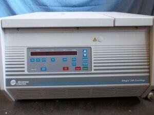 BECKMAN Allegra 25R Centrifuge for sale