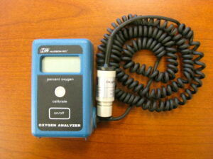 HUDSON 5577 Oxygen Analyzer for sale
