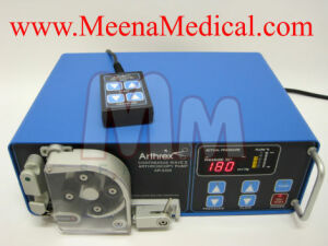 ARTHREX AR-6400 Continuous Wave II w/ remote Arthroscopy Pump for sale