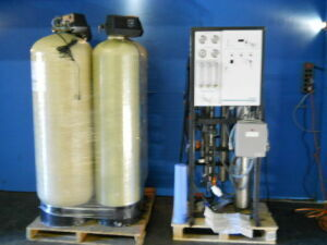 OSMONICS ZYZATECH V-6000 Water Purification for sale