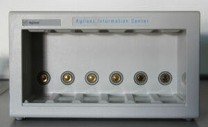 AGILENT M1276A Module Rack for sale