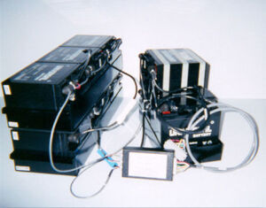 AMX 4 Battery Kit Portable X-Ray for sale