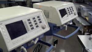 DRAEGER Evita 2 dura Ventilator for sale