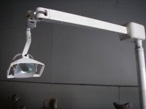 BELMONT Light Post Dental Lamp for sale