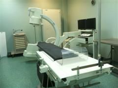 SIEMENS 2008 Axiom Artis U Cath Angio Lab for sale