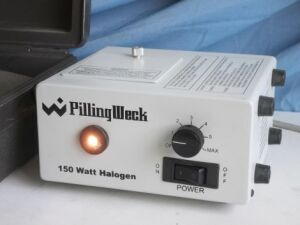 PILLING 150 W Halogen Light Source for sale