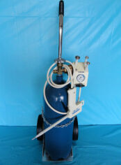 CooperSurgical Leisegang LM-900 Cryosurgery System W/ Cart Cylinder & Probe Tips  for sale