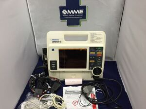 LIFEPAK 12 Biphasic Loaded 12-lead Defibrillator for sale