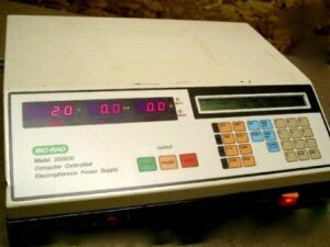 BIO-RAD 3000xi electrophoresis DNA Related for sale