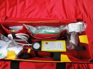 PNEUPAC RESPONDER 2R Ventilator for sale