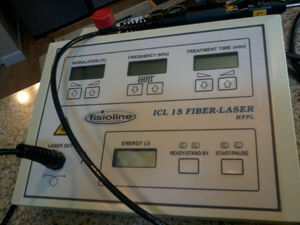 FISIOLINE USA Laser Insight ICL 15 Fiber Laser Cosmetic General for sale