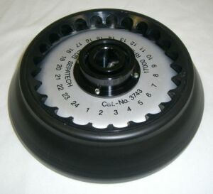 HERAEUS 3743 Rotor Centrifuge for sale