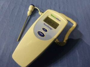 WELCH-ALLYN 678 Thermometer for sale