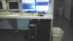 GE Maclab IT Cath Lab Monitoring  for sale