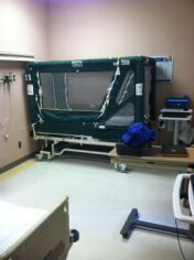 INVACARE Posey  Enclosure Bed Beds Electric for sale