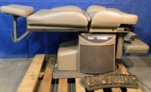Used Ritter 119 75 Evolution Exam Table For Sale Dotmed