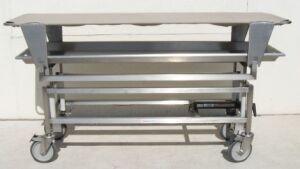 SHANDON 825 Cadaver Carrier Morgue Gurney for sale