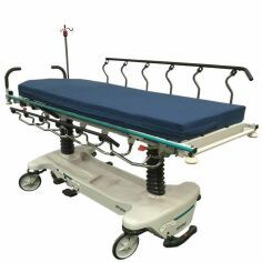 STRYKER Model 1001 Advantage Series Hydraulic Patient Transporter Stretcher for sale