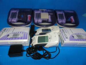 ROCHE ACCU-CHEK INFORM 03035123971 BLOOD GLUCOSE MONITORING SYSTEM / GLUCOMETER / Blood Sugar Monitor for sale