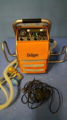 DRAEGER OXYLOG 2000 Respirator for sale