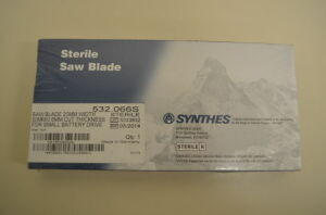 SYNTHES 532.066S Scalpels and Blades for sale