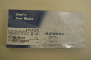 SYNTHES 532.063S Scalpels and Blades for sale