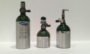 INVACARE Homefill Cylinders Oxygen Tank wanted