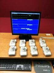 PHILIPS RP5700/5800 Central Stations TELEMETRY Monitor for sale
