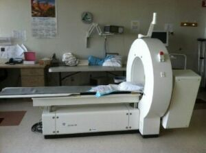GE Optima NX Nuclear Gamma Camera for sale