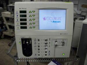 ALCON ACCURUS 400VS Vitrectomy for sale