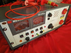 MEGGER FT6/12 MK 2 Safety Tester for sale